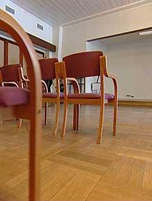 Noen stolrader kan hjelpe arrangører av dansetilstelninger å unngå moms.