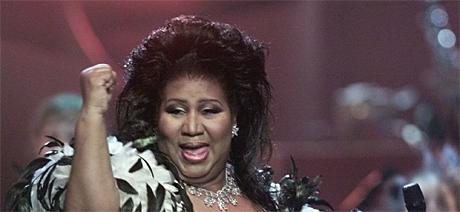 Souldronningen Aretha Franklin er lagt inn på sykehus. Foto: Suzanne Plunkett, AP Photo.