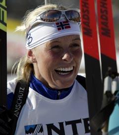 Anne Ingstadbjørg. Foto: Terje Bendiksby Scanpix.
