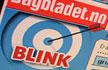Chattesida Blink. Arkivfoto NRK