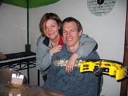 Ekteparet Marit og Lars-Erik Brevig.