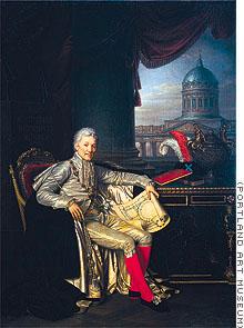 Grev Alexander Sergeievitch Stroganoff inviterte til overdådige etegilde i St. Petersburg