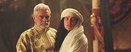 Omar Sharif i filmen