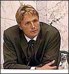Justisminister Thomas Bodstrøm (Arkivbilde)