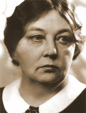 Sigrid Undset, portrett fra 1941.