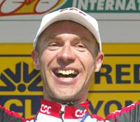 Jens Voigt vant rittet. (Foto: AFP PHOTO FRANCK FIFE)