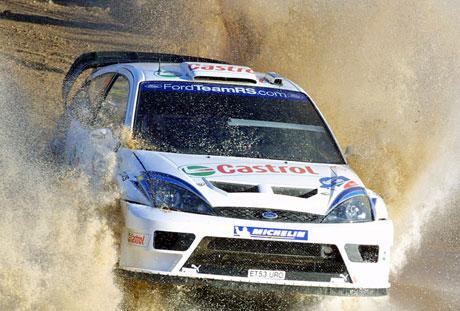 Markko Märtin håper å få full fres på den nye Forden sin (Foto: AFP)