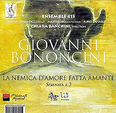 Giovanni Bononcini: