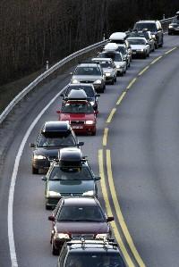 Hvordan begrense trafikkulykkene? Vi tok debatten i Rett på. Foto: SCANPIX