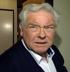 Arne Andersen har jobbet som sjåfør i 40 år og var opprørt over forholdene i kantina.