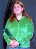 Kaia Linnea Dahle Nyhus frå Tjøme fekk pris for beste juniorfilm.