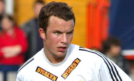 Lars Blixt er ønsket av Moss Fotballklubb før 2006-sesongen. Foto: Scanpix/Gorm Kallestad