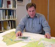 Anders Horgen frykter området kan blir ødelagt.