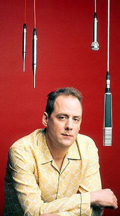 - Denne gang har vi valgt et mer avslappet, modent lydbilde, mener Dan Bitney i bandet. Foto: VME / SCANPIX.