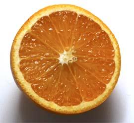 Appelsin hører påsken til. (Foto:Scanpix)