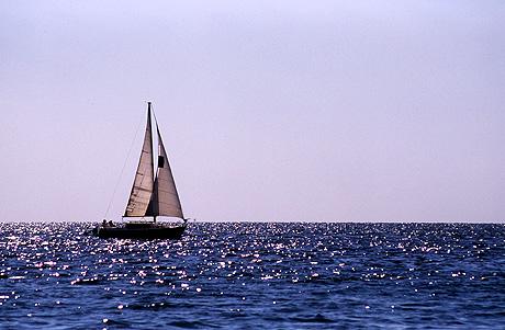 Ellen har vært på båtferie på Sørlandet. Illustrasjonsfoto: Jarl Fr. Erichsen / SCANPIX (FRB)