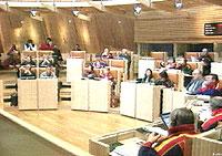 Plenumssamling i Sametinget