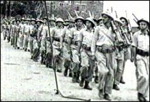 Den første krigen om Palestina startet i 1947.