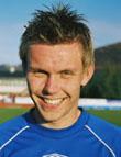 Geir Holm Sundgot scoret Hødd sitt trøstemål. Foto:Arne Flatin.