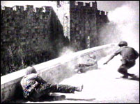 Israel gikk nok en gang til krig i 1967.