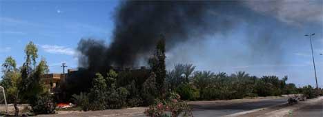 Falluja i Irak. (Foto: Scanpix)