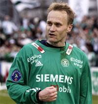 Geir Frigård er fornøyd med tilskuerne under Ham-Kams kamper. (Foto: Cornelius Poppe/Scanpix)