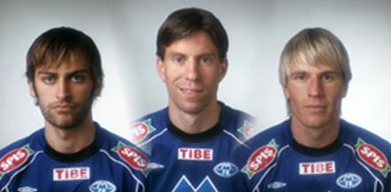 Midtbanetrioen Magne Hoseth, Petter Rudi og Magnus Kihlberg ser alle ut til å være klar til kampen mot Odd Grenland.