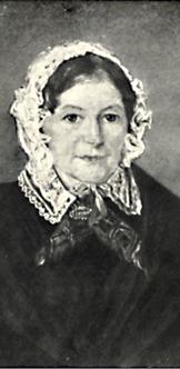 Hanna Winsnes, prestefrua med teft for god mat...
