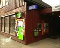Minibanken på Vinstra ble sprengt.