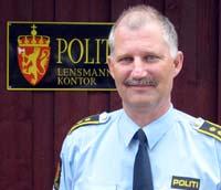 Lensmann i Engerdal, Geir Moen er glad kampen mot grensekrim skjerpes.