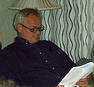 Trond Brænne har hovedrollen som doktor Stockman i «En folkefiende»