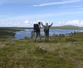 Etter Birkebeinerne. Foto: NRK