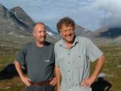 Ofoten-fjellene. Foto: NRK