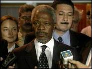 Kofi Annan (Foto: Reuters)