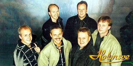 Holmsve var bandet som stakk av med tittelen