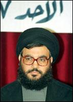 Det er ikke mulig å beskytte Libanon uten våpen, mener Nasrallah