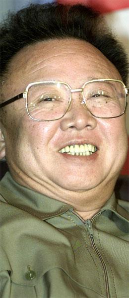 Kim jong Il er på hemmeleg besøk i Kina. (Arkivfoto: Reuters/Scanpix)