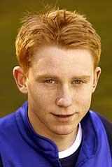 Christian Tanum er den yngste spilleren i tippeligaen. (Foto: Scanpix)