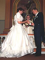 En bryllupsfest kan bli en svimlende dyr fornøyelse. Foto: Lise Åserud / SCANPIX (FRB)