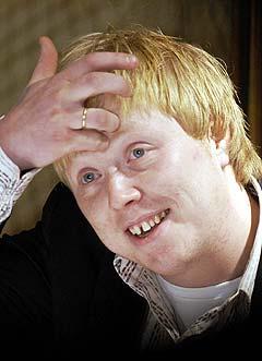 Kurt Nilsen er på promoturné i England og blir godt mottatt. Foto: Marit Hommedal / SCANPIX.
