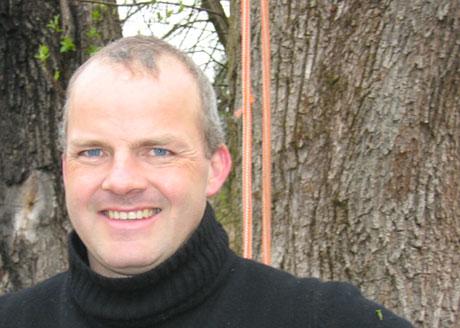Martin Kjølås har to NM tittler fra før. Lørdag skal han forsøke å ta sin tredje på hjemmebane i Drammen.