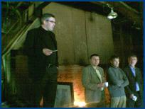 Stig O. Jacobsen presenterte torsdag planene for kommunestyrets medlemmer. Foto: Roar Strøm
