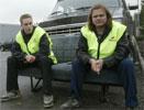 STREIKER: 21. april gikk transportarbeiderne ut i streik.