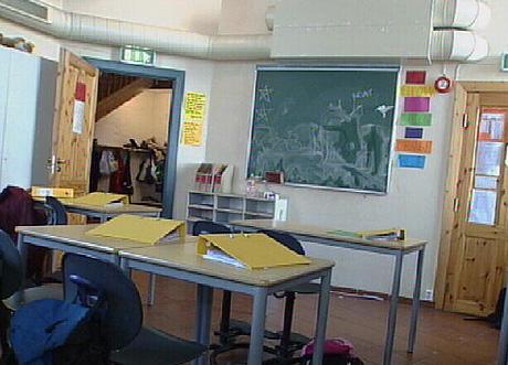 Urtehagen skole legges ned. Foto: NRK