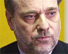 Jan Petersen med skarp kritikk av USA. (Foto: Scanpix/AP)