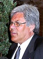 Styreleder Ole Fr. Hienn representerer OVDS i retten.