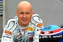 Tommy Rustad. (Foto: Opel Team Sweeden)