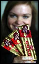 En ny sjokolade - Frederik og Mary (Photo Jorgen Jessen / BT / SCANPIX NORDFOTO )