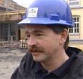 Bent Gabrielsen, daglig leder Faber bygg. Foto: Bjørn Olav Skjæveland
