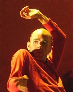 Michael Stipe og resten av R. E. M. drar til Miami for å finpusse på sin nye plate. Foto: Heiko Junge, Scanpix.